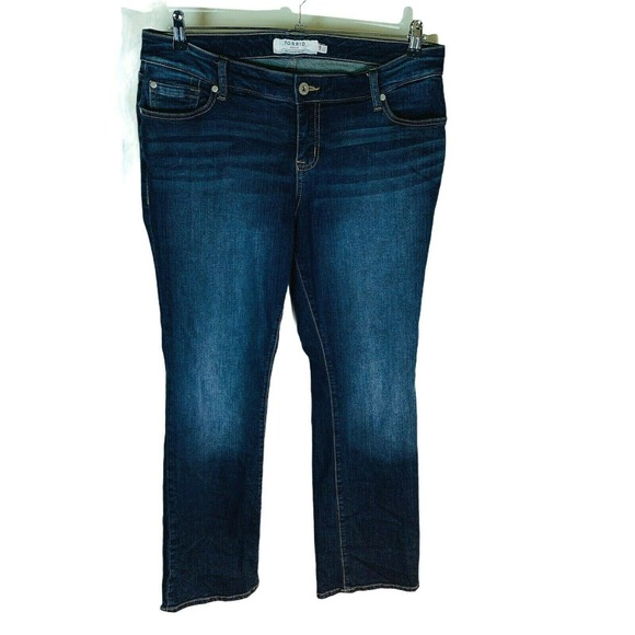 Torrid Womans Relaxed Bootcut Stretch Jeans Sz 14R